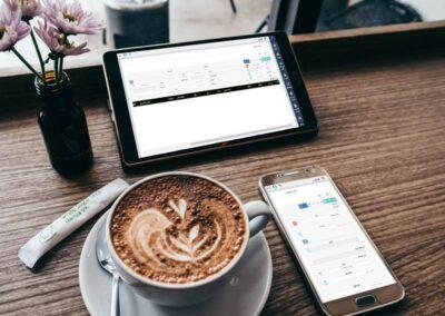 سیستم فروش, سیستم مدیریت فروش و مشتری, آوید سامانه رایمون
