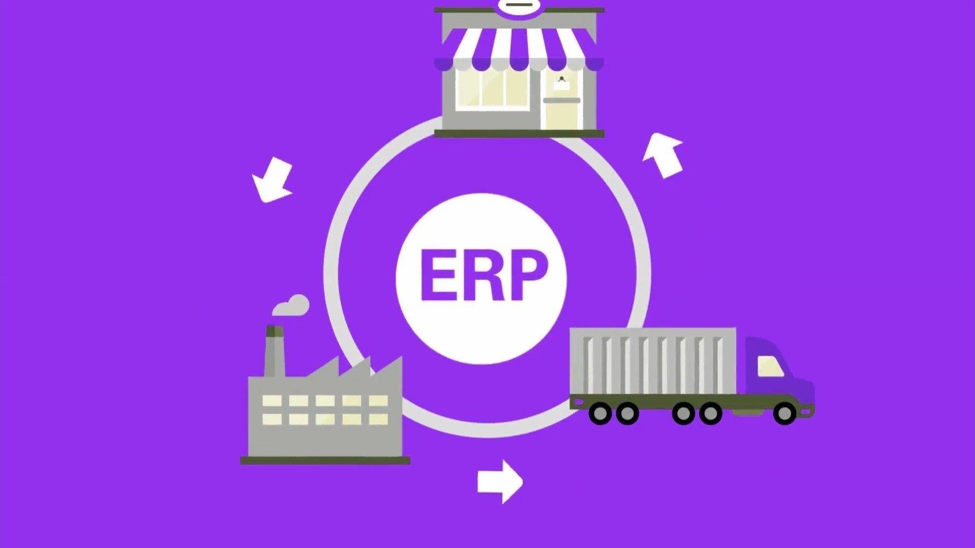 ERP ای آر پی چیست و چطور به رشد سازمان شما کمک میکند؟