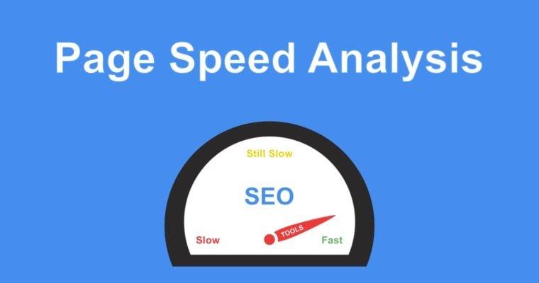 بررسی تاثیر سرعت وب سایت (Page Speed  یا site speed) در سئو :