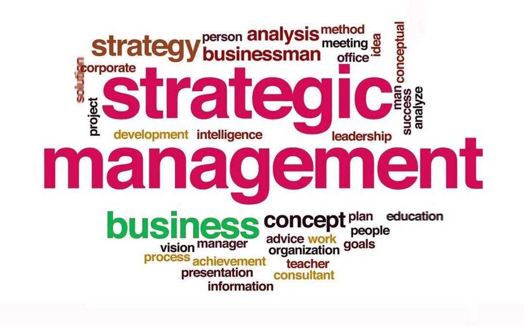 مدیریت استراتژیک برنامه ریزی استراتژیک + مثال های متنوع