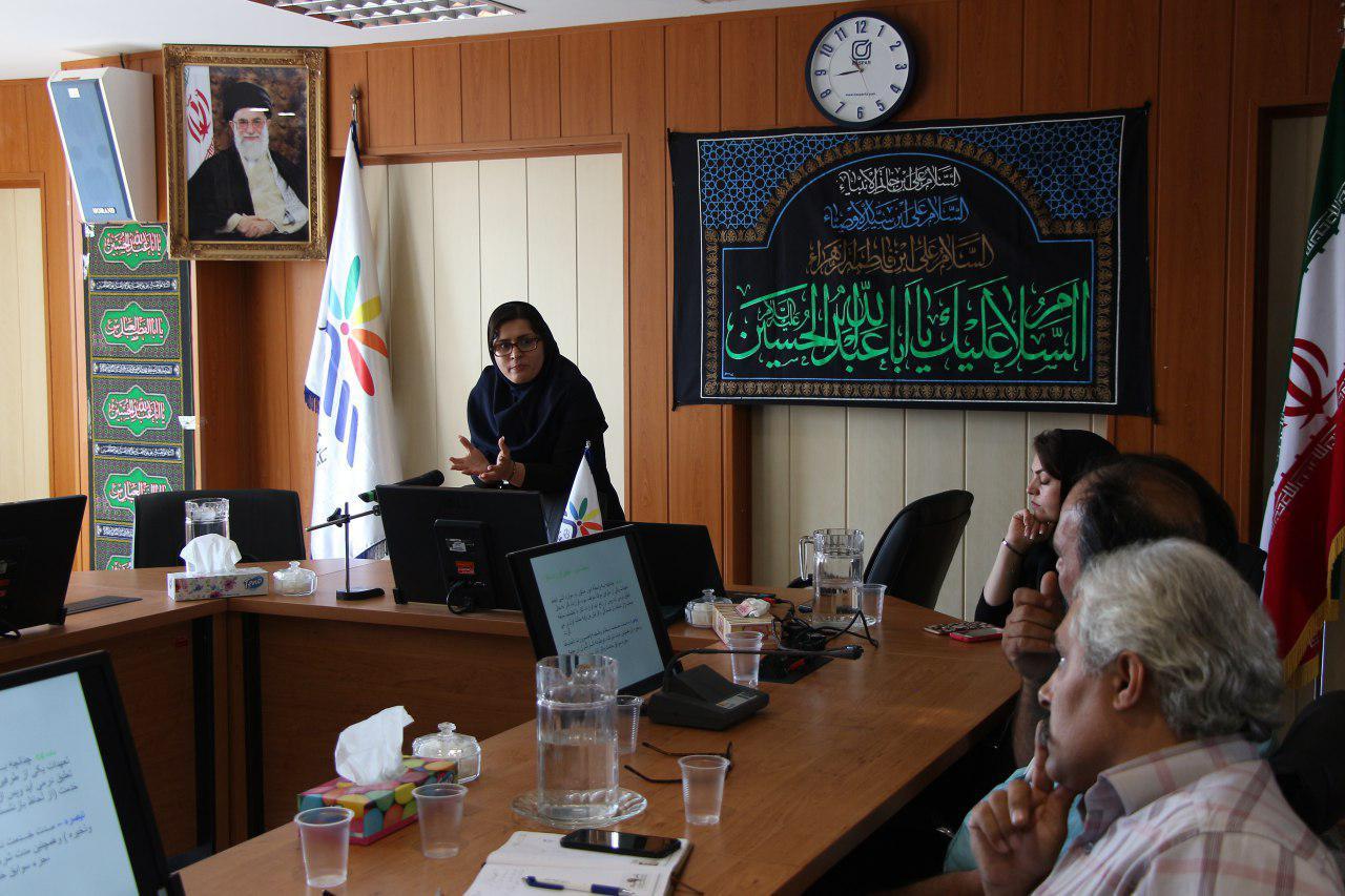 """کارگاه آموزشی """"آشنایی با قوانین کار"""" در پارک علم و فناوری البرز برگزار شد"""
