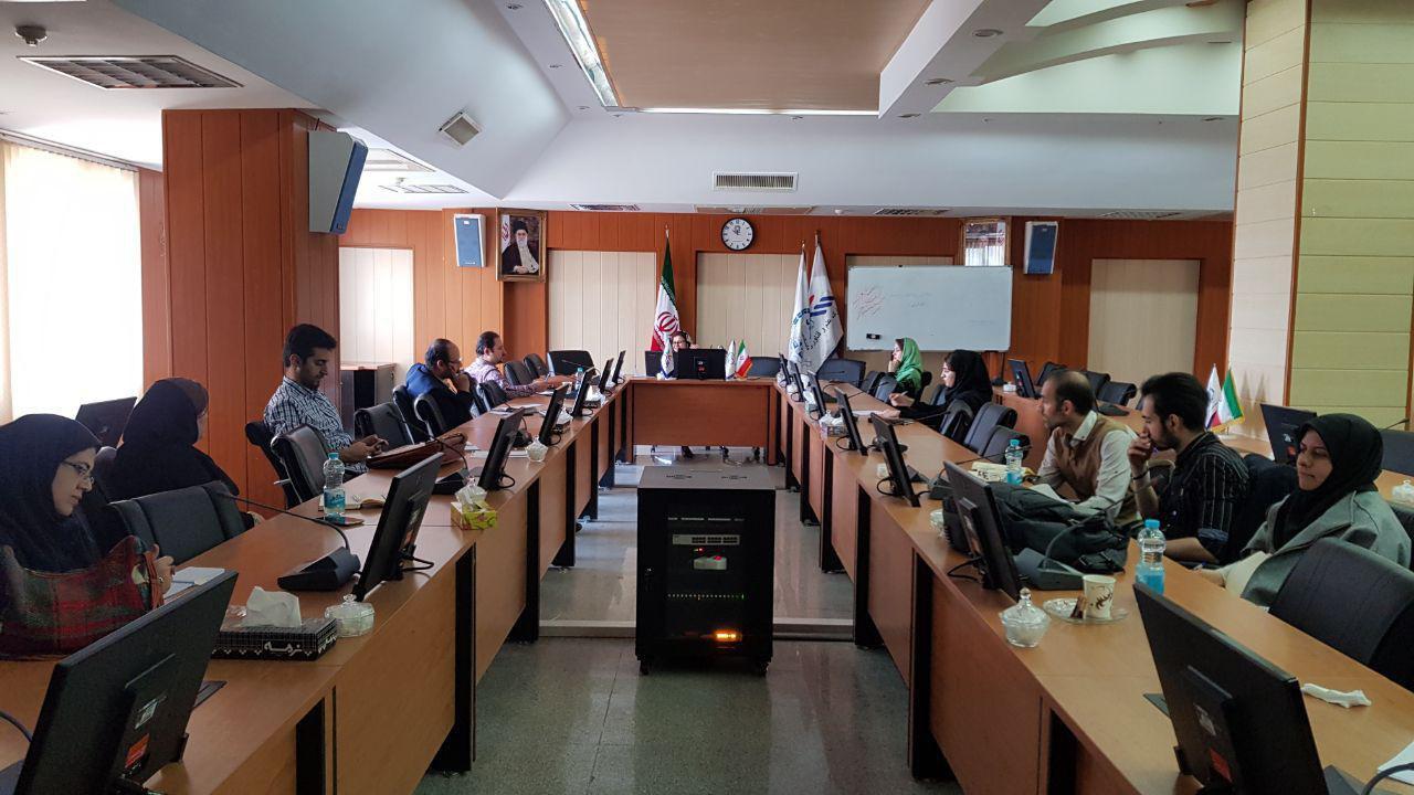 برگزاری دوره آموزشی و مشاوره اصول و فنون تنظیم اظهار نامه مالیاتی در پارک علم و فناوری البرز